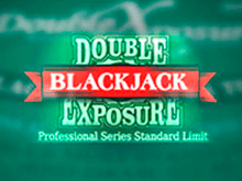 Double Exposure Blackjack Pro Series – онлайн автомат